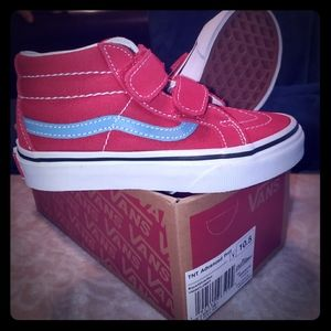 Pair of kids Vans